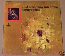 Sonny Rollins - East Broadway - Impulse LP - SEALED!