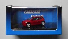 RED 2003 FIAT PUNTO RICKO 1:87 MINIATURE Car HO Scale