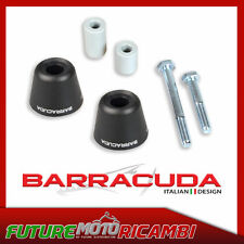 BARRACUDA KIT TAMPONI PARATELAIO SUZUKI GSR 600 SAVE CARTER PROTECTOR
