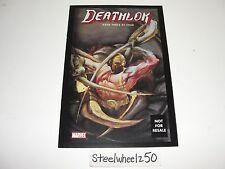 Deathlok #3 Comic Marvel Legends Reprint 2004 Series 9 Galactus Dwayne McDuffie
