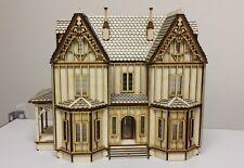 Kristiana Tudor 1:48 scale dollhouse Kit With shingles included