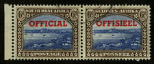 South West Africa  1951-52   Scott # O27  USED
