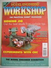 Modello ingegneri Workshop. il PRATICO HOBBY MAGAZINE n. 69. novembre 2000.