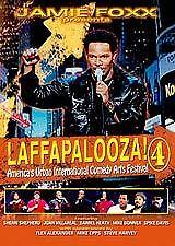 Laffapalooza 4 New DVD Region 4 Sealed Jamie Foxx