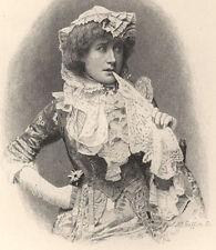 19th century comedians 12 etchings Robson & Crane Burton Ellen Terry Sothern