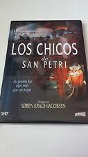 """DVD """"LOS CHICOS DE SAN PETRI"""" COMO NUEVA SOREN KRAGH-JACOBSEN"""