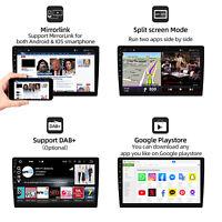 10.1inch Car Radio GPS Navigation Stereo Audio Player 4G+64G HDMI TV DAB OBD RDS