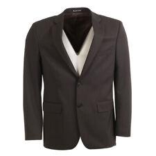 BRUNO SAINT HILAIRE Jacket Grey Brown Wool Blend Size 46R RRP £375 BW 488