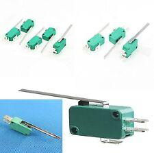 Microswitch leva lunga pulsante fine corsa microinterruttore 16 A 125/250 V