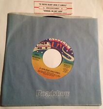 Enchantment 45 If You're Ready (Here It Comes) / Angel In  My Life  w/ts  EX