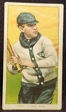 1909 T206 HUGH DUFFY Card Chicago White Sox Team vtg hof 1894 TRIPLE CROWN