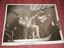 "Vintage Sophia Loren ""It Started in Naples"" Studio Publicity Still Movie Photo 9"