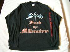 SODOM – very rare original 1999 CODE RED germany TOUR Longsleeve!!!!!