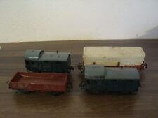Trix Express -001 Güterwagen-Konvolut