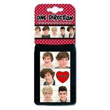 1D One Direction iPhone noir Blackberry logo coeur chaussette cas de couverture