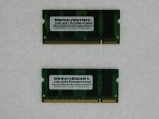 New 4GB 2x2GB PC2-6400 Laptop Memory For Dell Latitude D530 531  D630