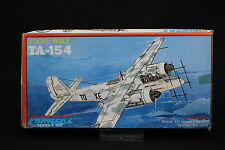 XS130 PIONEER2 1/72 maquette avion 4001 Kocke Wulf TA-154