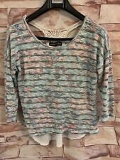 Almost Famous Multi-Color Sweater. Size: Xl.
