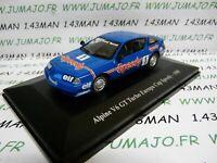 RE72G Voiture 1/43 eligor RENAULT Alpine : V6 GT Turbo  Europa Cup Speedy 1985
