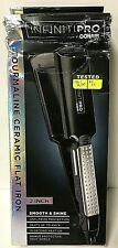 Infinitipro By Conair Tourmaline Ceramic 2 Inch Flat Iron Hair Straightener