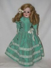 "16"" German Antique Bisque Head Armand Marseille Doll"