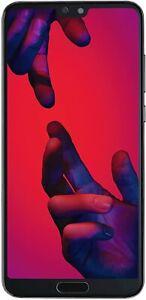 Huawei P20 Pro CLT-L29C - 128GB - Schwarz (Ohne Simlock) (Dual Sim)