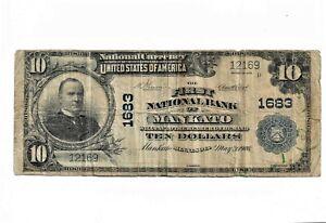 1902  NATIONAL CURRENCY  [ MANKATO,MINNESOTA ]