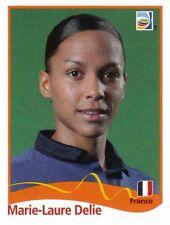 2f14daba9fdb Panini Sticker Frauen Fußball WM 2011 Nr. 98 Marie-Laure Delie FRA France  NEU