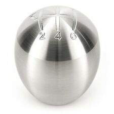 Raceseng Slammer Silver Brushed Shift Knob for Ford / Scion / Subaru / Toyota