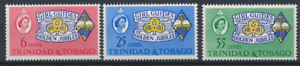Trinidad and Tobago - 1964 - Sc 113 - 15 - 50Th Anniversary of GuidesVF MNH