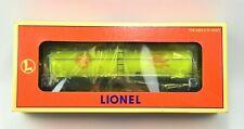 Lionel 6-26102 AEC Glow in the Dark Single Dome Train Tank Car New In Box