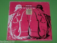 Lehar - Ackermann Niessner Loose Schwarzkopf - Die Lustige Witwe - Columbia 2 LP