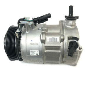 New GM OEM AC Compressor 13-17 GMC Chevrolet Acadia Enclave Traverse 20965086