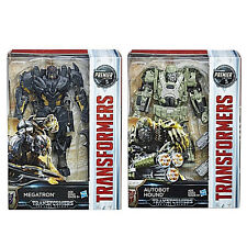 Transformers Last Knight Premier Edition Voyager Hound & Megatron NEW