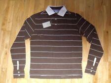 Camisas y polos de hombre de manga larga GANT color principal marrón