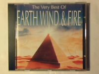 EARTH WIND & FIRE The very best of cd HOLLAND BEATLES COME NUOVO LIKE NEW!!!