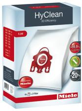 NEW Miele 09917710 FJM Hyclean 3D Efficiency Dustbag