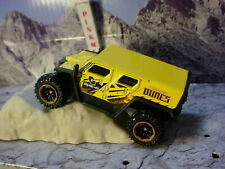 2019 NO ROAD,NO PROBLEM☆ GHE-O RESCUE ☆yellow;mud; YUMA DUNES☆Matchbox LOOSE