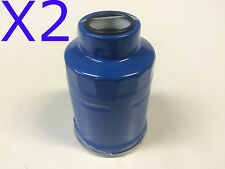 2X Fuel Filter Suits Z252X FORD MAZDA TOYOTA 4 Runner Hiace Hilux Landcruiser