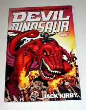 Devil Dinosaur - Jack Kirby Creation Gorgeous Nm Free Shipping