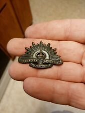 Wwi-Australian Commonwealth Military Forces Badge