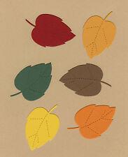 Birch Leaf Die Cuts - AccuCut