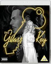 The Glass Key Blu-ray DVD 5027035015293