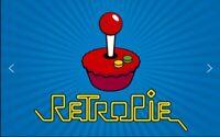 RETROPIE/RECALBOX para Raspberry Pi 4, 40 Emuladores 64 GB, Descarga Digital