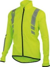 Sportful Men's Reflex 2 Windproof Cycling Jacket Yellow Hi Visibility Large