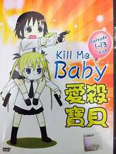 DVD Kill Me Baby ( Episode 1-13 End ) English SUB + Free Shipping