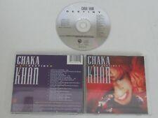 CHAKA KAHN/DESTINY(WARNER BROS.  925 425-2) CD ALBUM