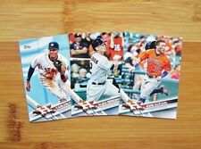 2017 Topps Houston Astros TEAM SET w/ Update (39) Cards MINT
