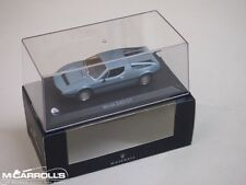 Maserati Merak 2000GT light blue die cast metal model car 1:43 scale 920007236