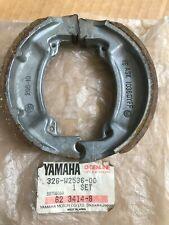 NOS Genuine Yamaha FS1 1974-1976 RD50M Front Brake Shoes 326-W2536-00